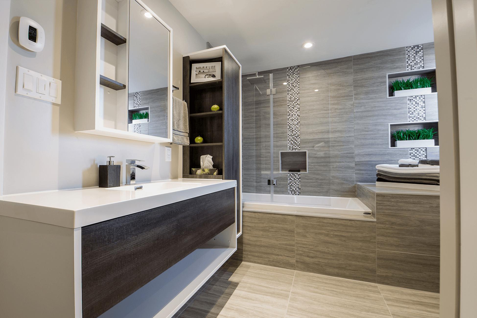 r novation salle de bain dans les hauts de seine 92 levallois. Black Bedroom Furniture Sets. Home Design Ideas